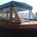 De rondvaartboot